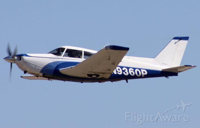 Piper PA-24 Comanche (N9360P) - N9360P