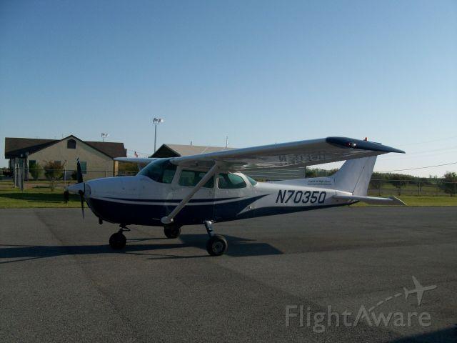 Cessna Skyhawk (N7035Q)