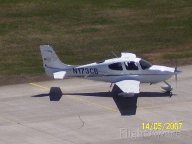 Cirrus SR-20 (N173CB)