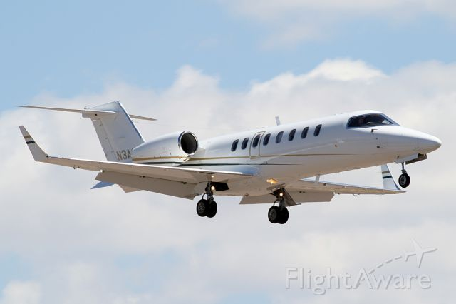 Learjet 45 (N3AS)