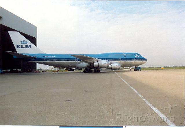 Boeing 747-200 (PH-BUL) - KLM B747-206B(M)(SUD) cn21550; Archief jr90-03; 4 nov 2003 to Southern Air N725SA