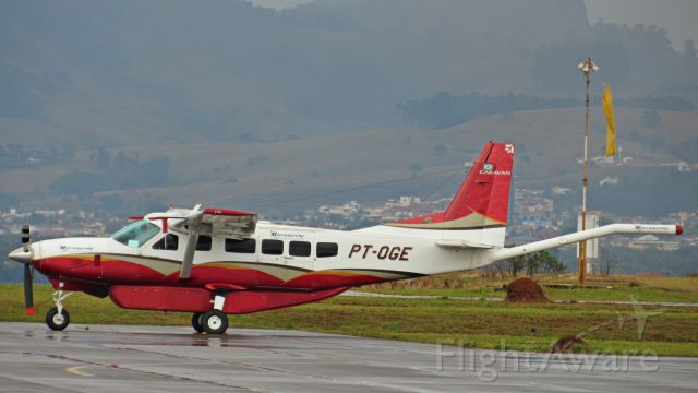 Cessna Caravan (PT-OGE)