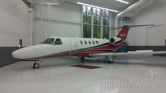 Cessna Citation CJ4 (N880RR)