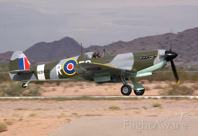 N1940K — - Casa Grande, AZ, Cooperstate fly in