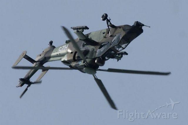 — — - Eurocopter EC665 HAP Tigre