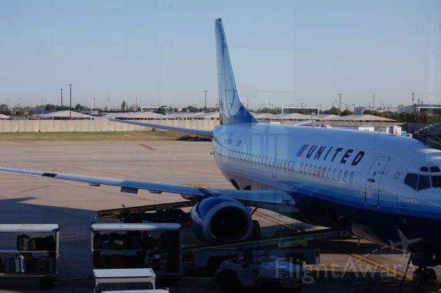 BOEING 737-300 (N379UA) - Taken on 9/29/2009
