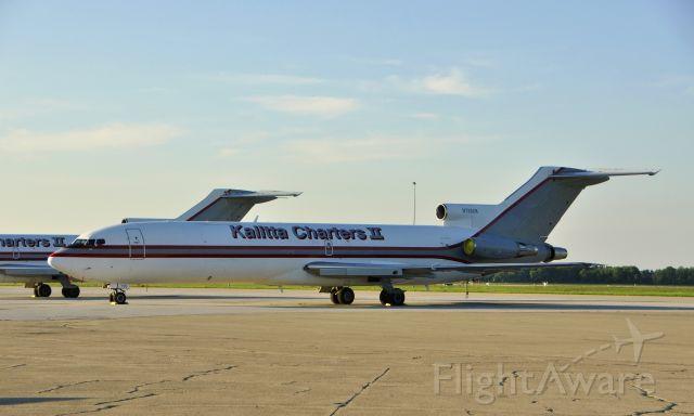 BOEING 727-200 (N726CK) - Kalitta Charters II Boeing 727-2M7 N726CK in Willow Run Airport