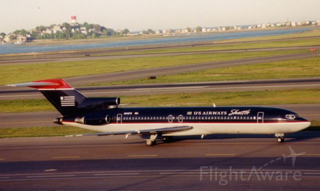 BOEING 727-200 (N918TS) - From May 1999