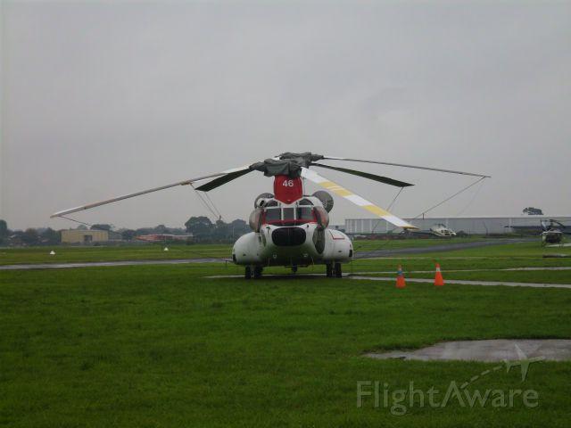 Boeing CH-47 Chinook (P2-CHL)