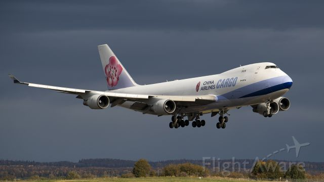 Boeing 747-400 (B-18715) - Taken 10-3-2020