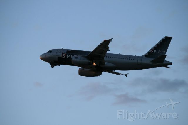 Airbus A318 (N514NK)