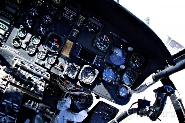 Sikorsky CH-54 Tarhe (N718HT)