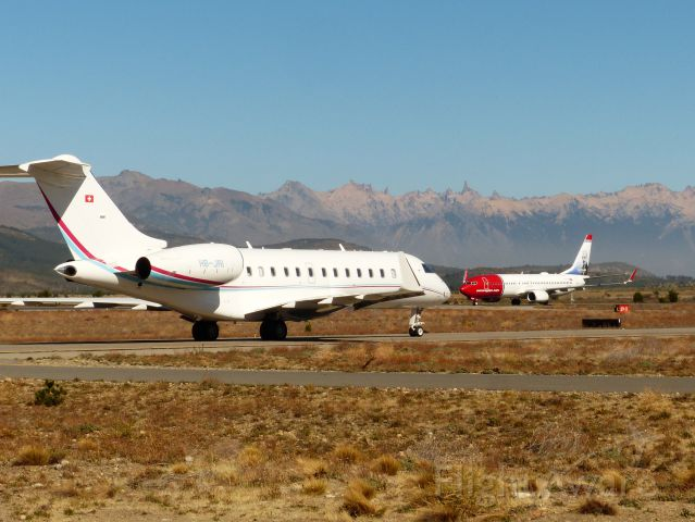 Gulfstream Aerospace Gulfstream V (HB-HRI)