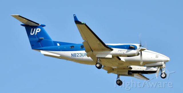 Beechcraft Super King Air 300 (N823UP)