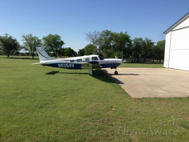 Piper Saratoga (N5354V)