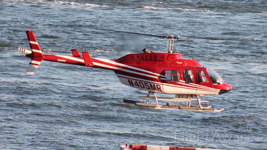 Bell JetRanger (N405MR)