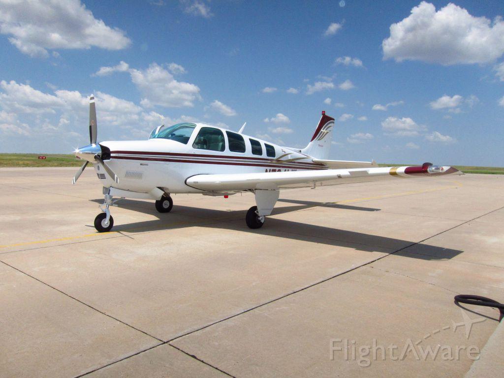 Beechcraft Bonanza (36) (N724LW)