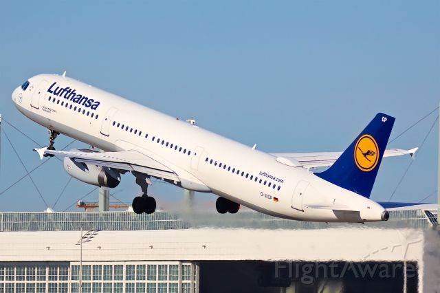 Airbus A320 (D-AIDP)