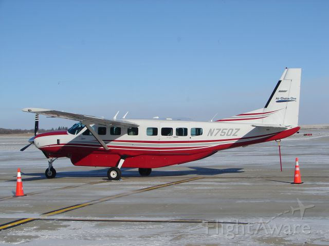 Cessna Caravan (N750Z) - Air Choice One