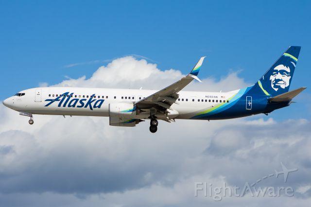 Boeing 737-900 (N282AK)