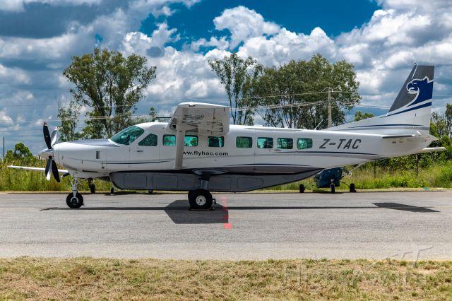 Cessna Caravan (Z-TAC)
