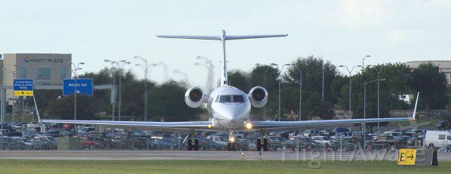 Gulfstream Aerospace Gulfstream 3 (N62MV)