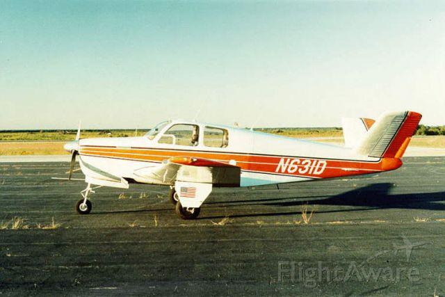 Beechcraft 35 Bonanza (N631D)