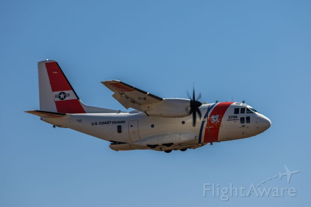 — — - Capitol Airshow 2016. Coast Guards newest aircraft The Ocean Sentry.