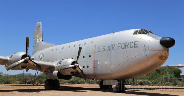 Unknown/Generic Undesignated (52-1004) - 27 Apr 19<br />Pima Air and Space Museum<br />DOUGLAS C-124C GLOBEMASTER II