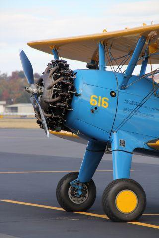 Boeing PT-17 Kaydet (N5815V)