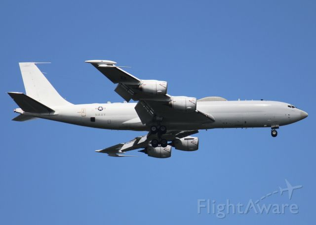 Boeing E-6 Mercury (16-4407) - At Barksdale Air Force Base.
