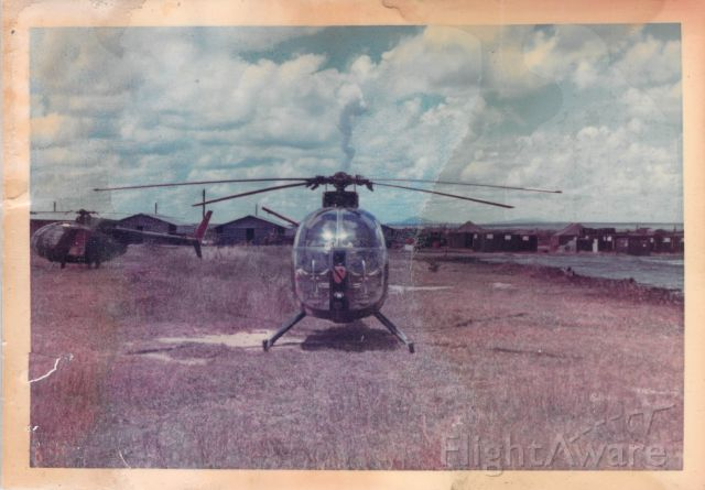 — — - Found this in my brothers photo album from Vietnam. Not sure of the type so maybe someone can help with that.  He was in Bien Hoa during 1969-70. Unit was 25th IPSD (1st Cav).
