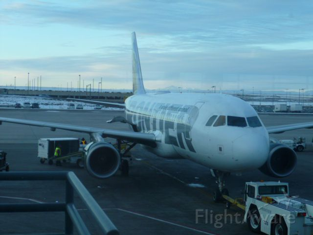 Airbus A319 (N933FR)