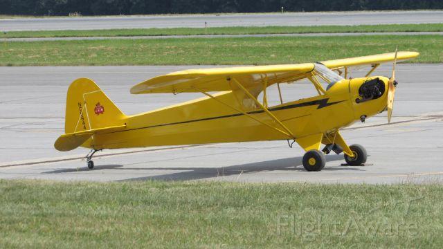 Piper NE Cub (N6644)