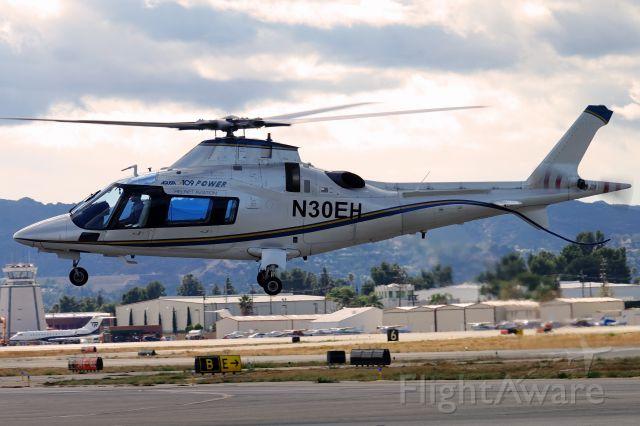 SABCA A-109 (N30EH)