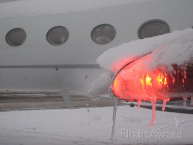 Gulfstream Aerospace Gulfstream IV (N235KK) - Winter Time in Almaty, Kazakhstan