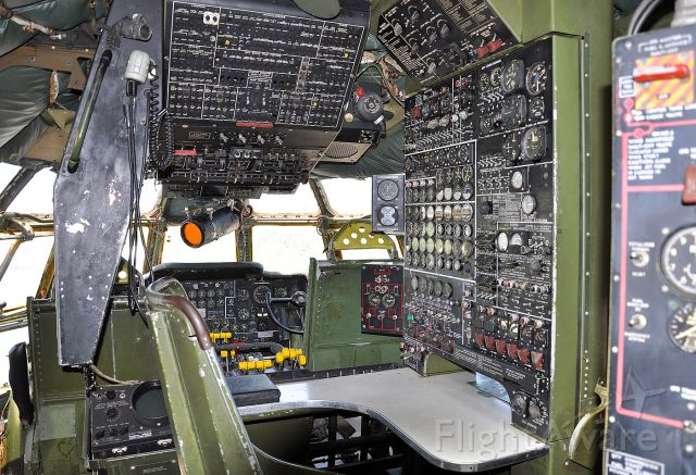 Boeing C-97 Stratofreighter (THY13) - Museo del Aire in Madrid, Spain.