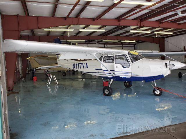 PARTENAVIA P-66 Oscar (N117VA)