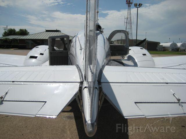 Beechcraft Baron (58) (N58TB)