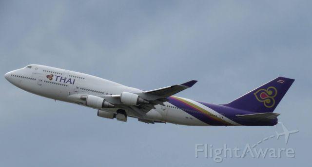 Boeing 747-400 (HS-TGY)