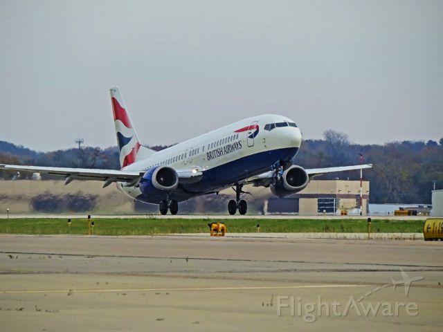 BOEING 737-400 (G-DOCH)