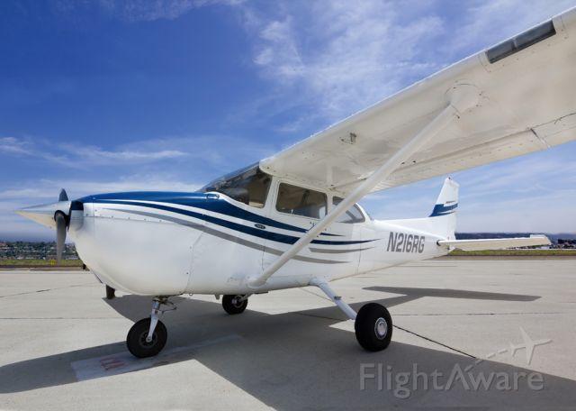 Cessna Skyhawk (N216RG) - Cessna Skyhawk