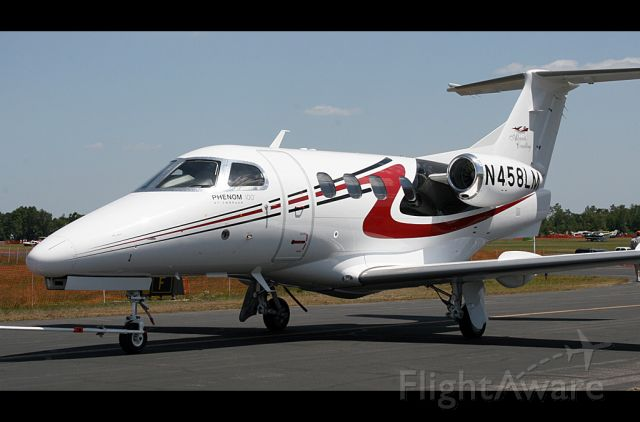 Embraer Phenom 100 (N458LM) - Sun-n-Fun 2009 - Lakeland, FL