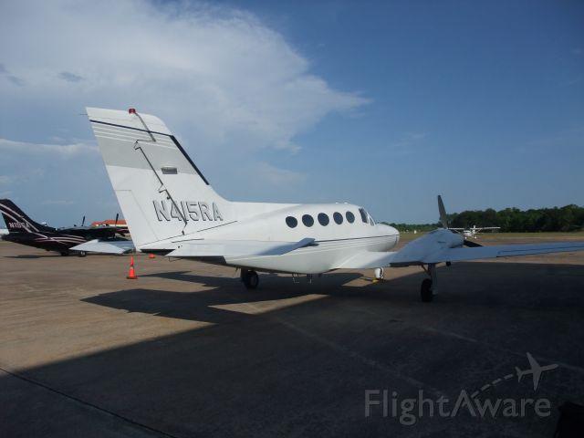 Cessna 421 (N415RA)