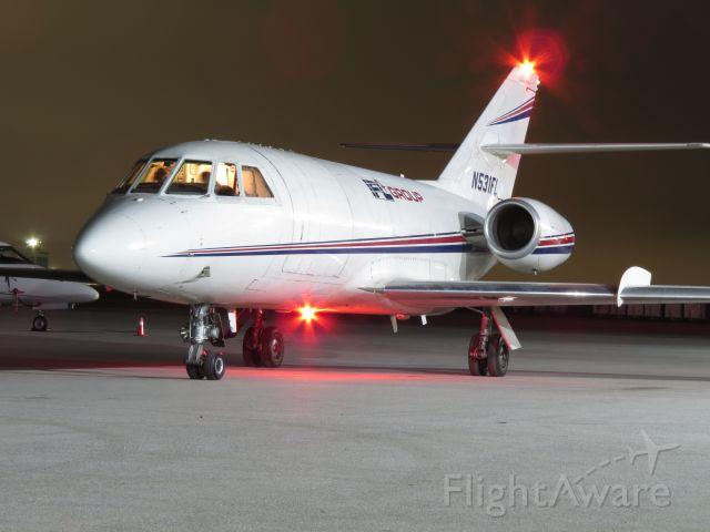 Dassault Falcon 20 (IFL531)