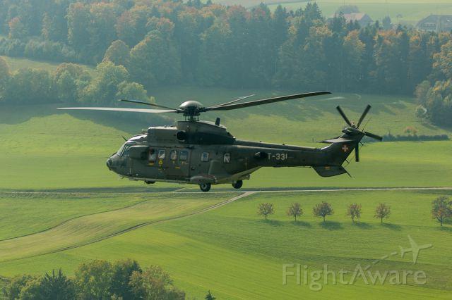 TUSAS Cougar (T331) - en route
