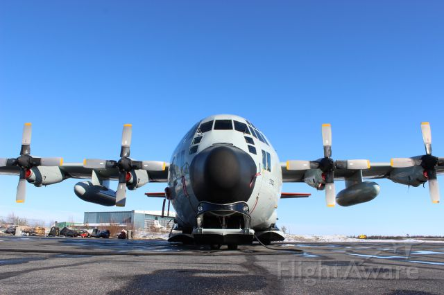 Lockheed C-130 Hercules (N33300)