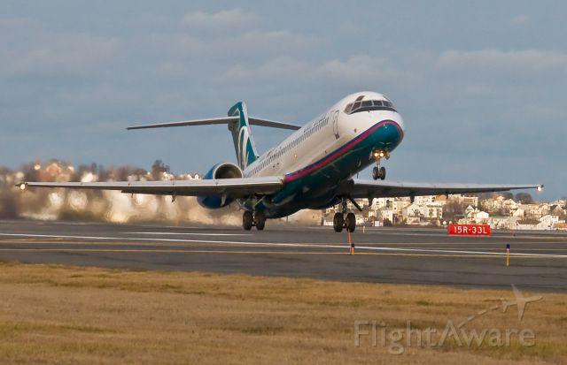 Boeing 717-200 (N950AT) - Farewell flight to Atlanta 12.28.2014 as Citrus 120 !