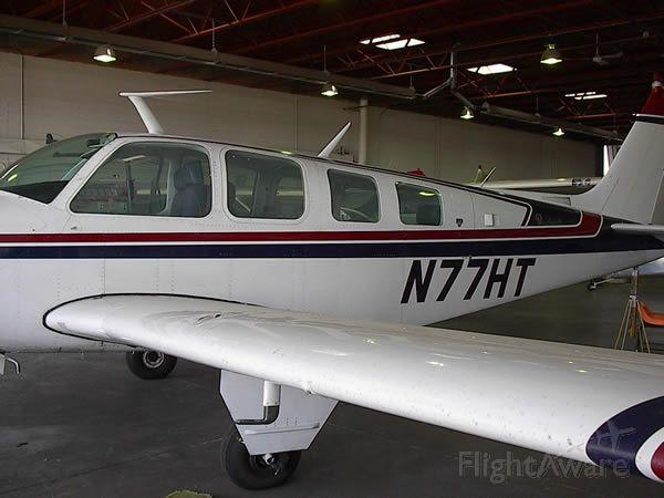 Beechcraft Bonanza (36) (N77HT)