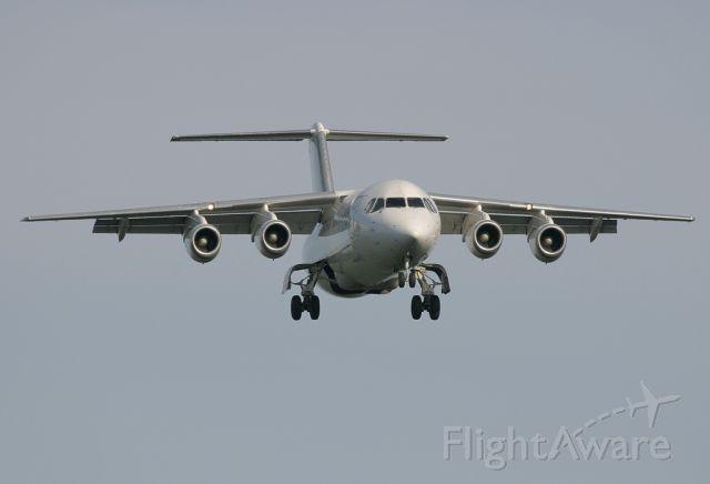 British Aerospace BAe-146-100 (N114M) - BAe146